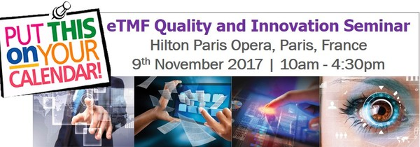 Paris Seminar 2